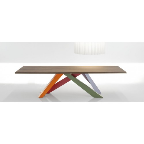 Bonaldo - BIG TABLE 160 noce canaletto