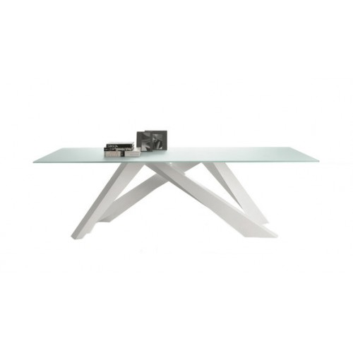 Bonaldo - BIG TABLE 180 cristallo acidato