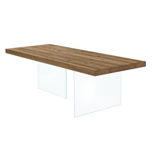 AIR  WILDWOOD TABLE GRIGIO - Lago