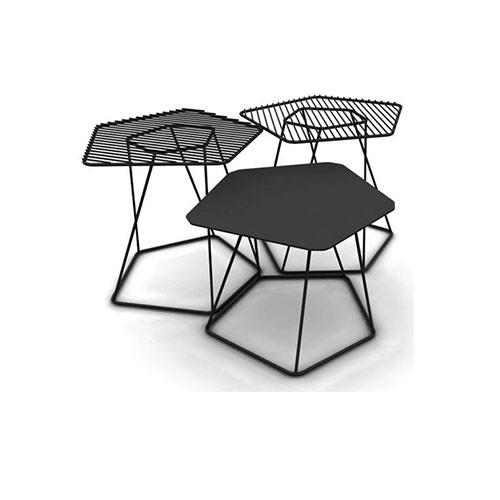 Tavolino Tectonic - Bonaldo