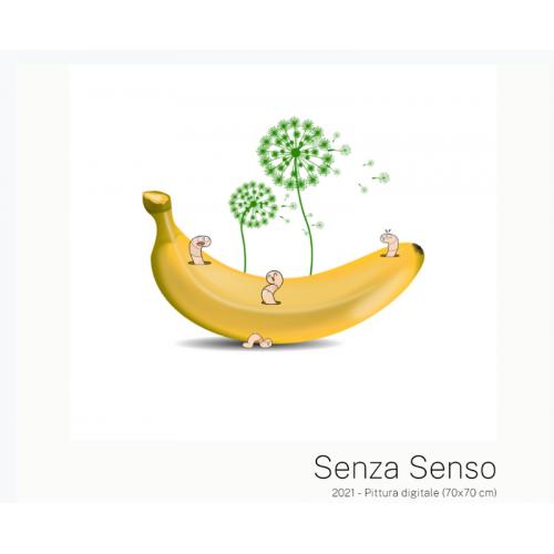 SENZA SENSO - Daniele Scivoli
