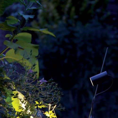 LAMPADA GRILLO BLACK da esterno -  Davide Groppi