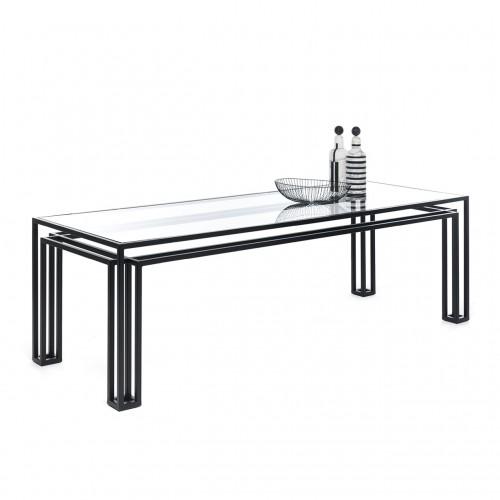 MOGG - TAVOLO HOTLINE TABLE NERO
