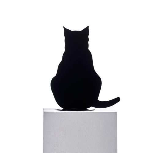 OMBRES DE CHATS  immagine 6 scultura in acciaio - Opinion Ciatti