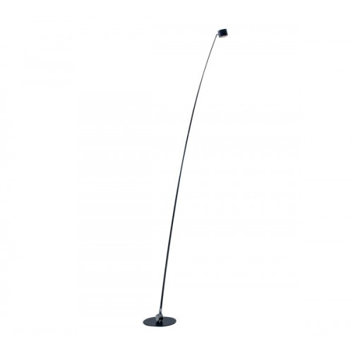 LAMPADA SAMPEI da terra 230 LED BLACK - Davide Groppi