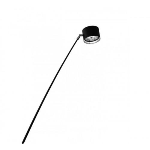 LAMPADA SAMPEI da terra 440 LED BLACK - Davide Groppi