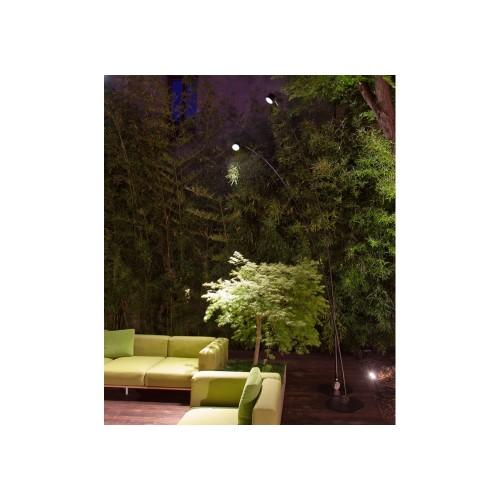 LAMPADA SAMPEI OUTDOOR da terra 440 LED WHITE - Davide Groppi