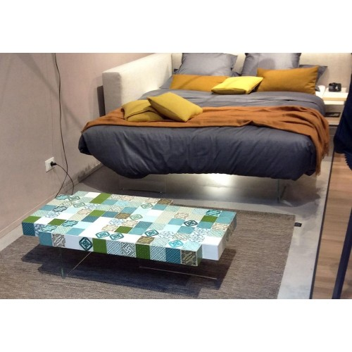 COFFEE TABLE AIR MADETERRANEO RETTANGOLARE H. 31 - LAGO