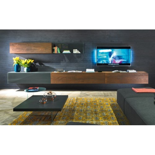 COFFEE TABLE AIR LACCATO L. 120  H. 41,4 - LAGO
