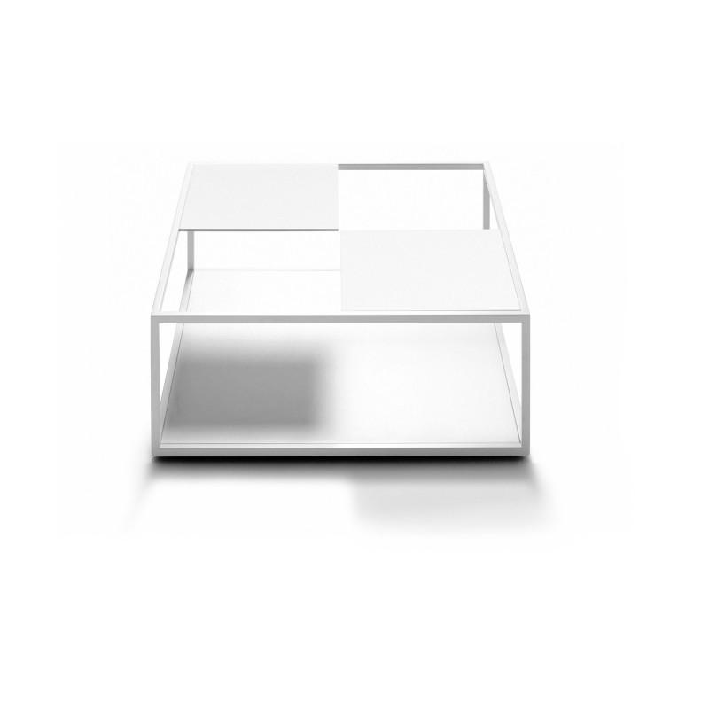 Tavolo Quadrato De Padova.Tavolino Quadrato Tetris De Padova