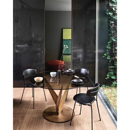 Tavoli In Cristallo Fiam Prezzi.Tavoli Moderni Design D Autore In Vendita Online Ida Interni