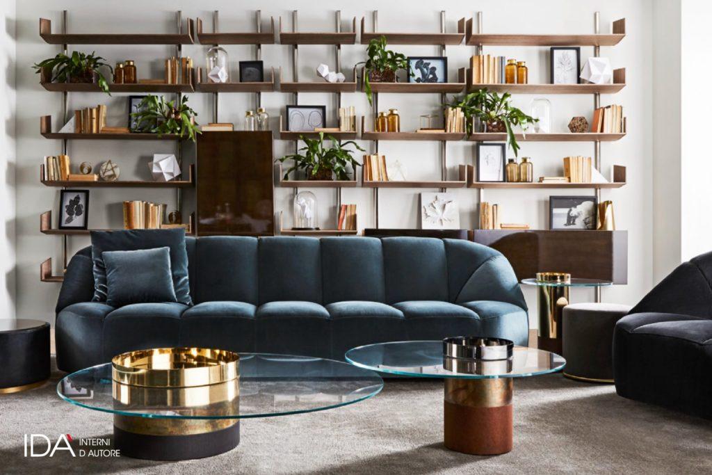 Idee e accessori per arredare il soggiorno con stile - Idà ...
