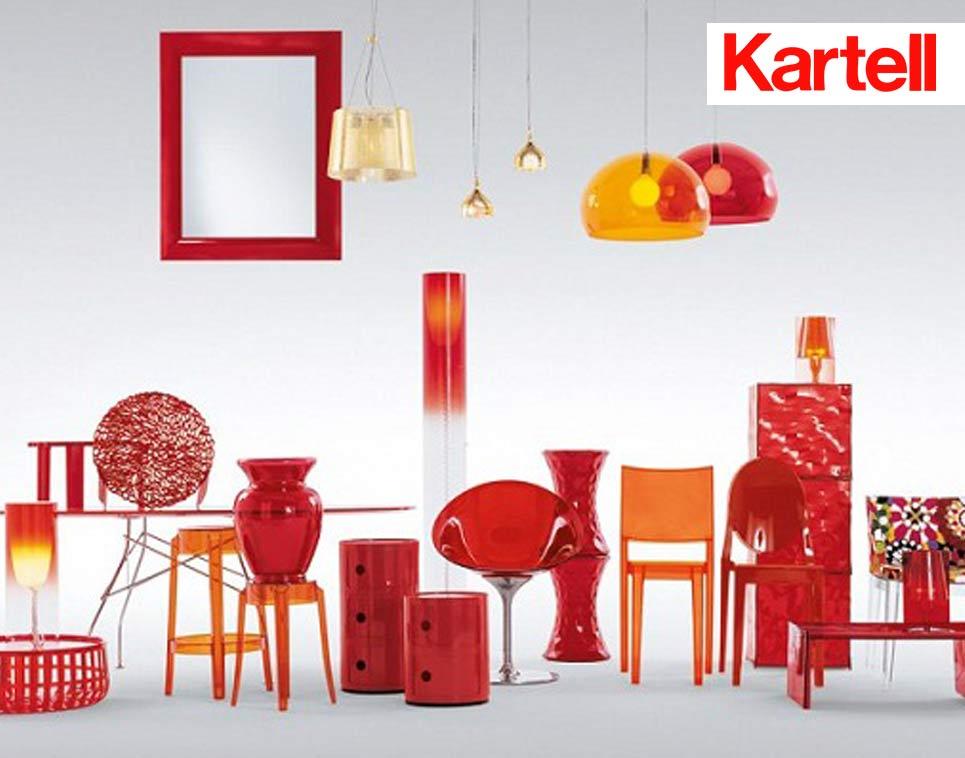 Il marchio kartell e la cultura della plastica id - Casalinghi design ...