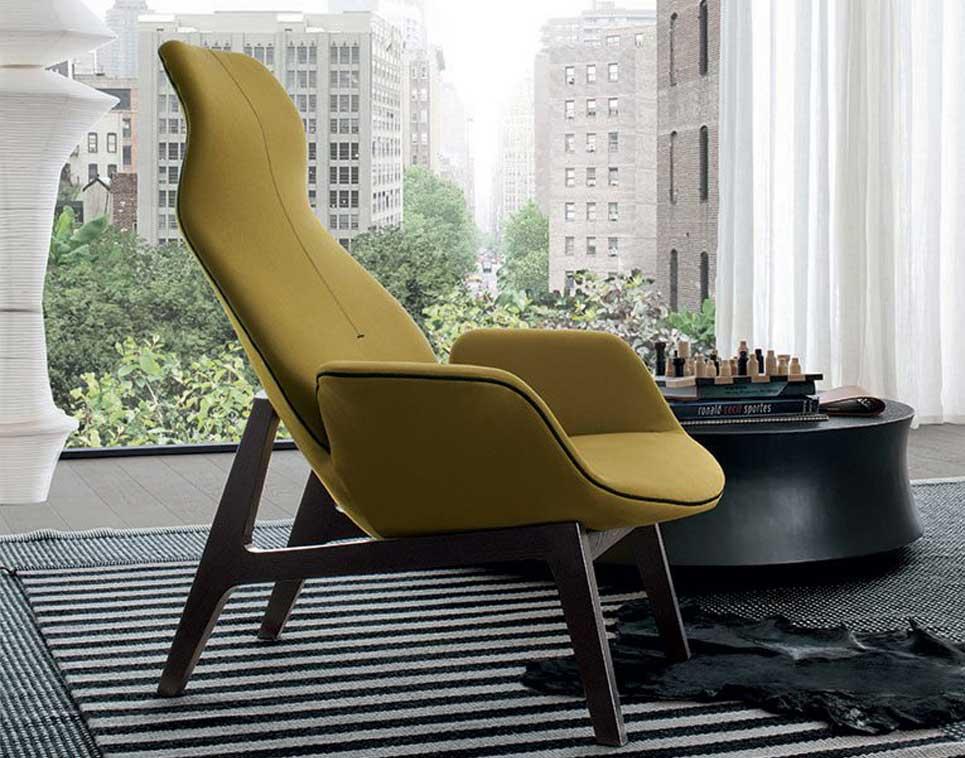5 sedie e poltrone che hanno fatto la storia del design for Poltrone sedie