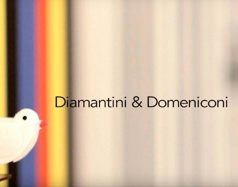 Orologi Diamantini e Domeniconi: vesti la tua parete con design!