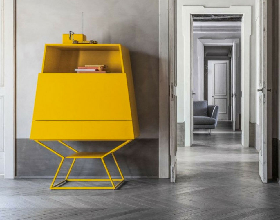 3 idee design per arredare piccoli spazi id interni for Arredare piccoli ambienti
