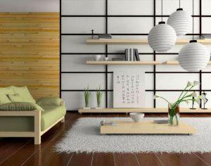 arredamento minimal giapponese