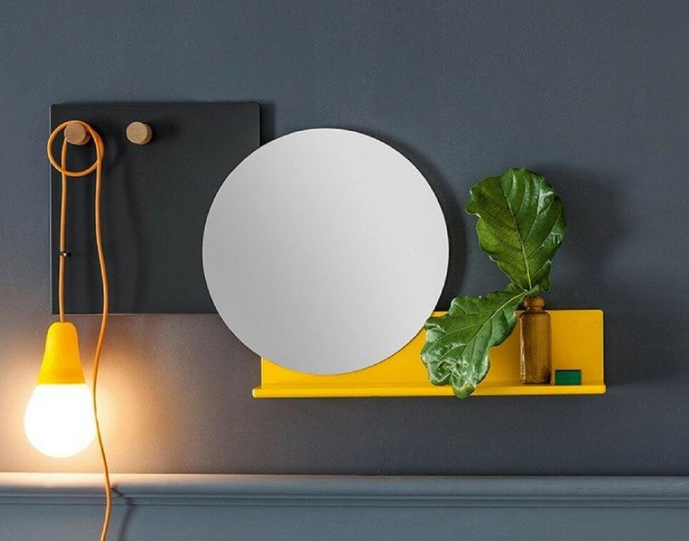 Specchio Moderno Ingresso. U201c