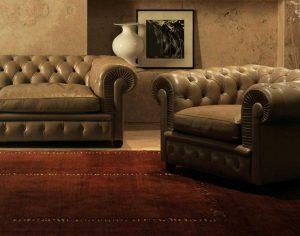 divano chester Poltrona Frau