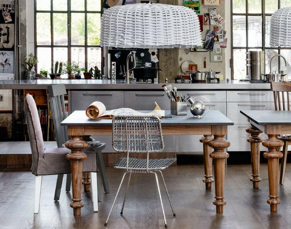3 complementi d 39 arredo moderni per la casa di campagna for Arredamento moderno casa