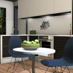 Dividere soggiorno e cucina