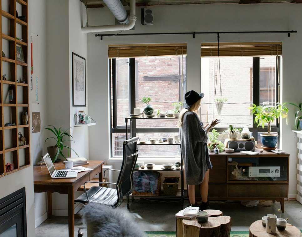 Arredamento in stile americano moderno consigli per la casa for Arredamento casa stile moderno