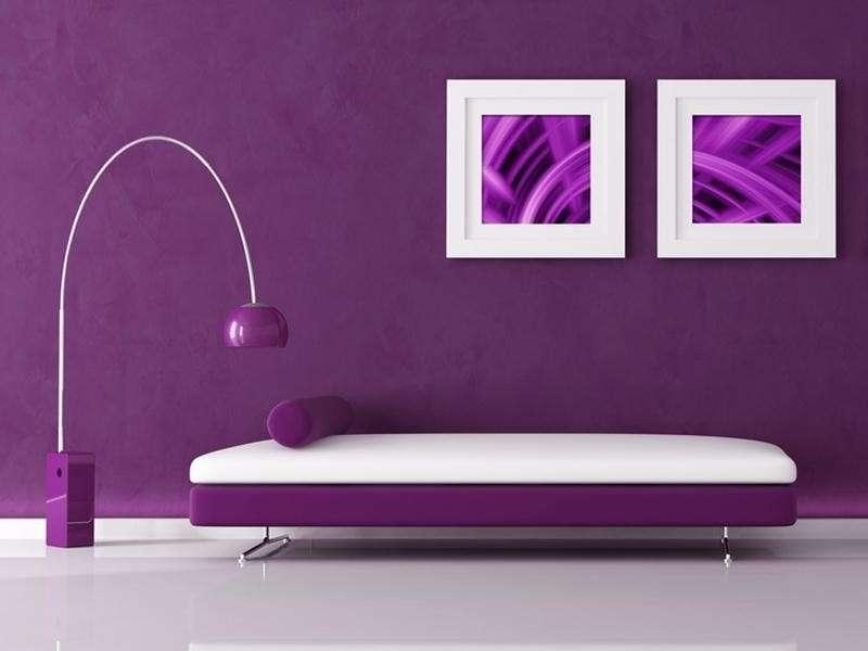 Color Prugna Per Pareti : I colori di tendenza per larredamento estivo idà interni dautore