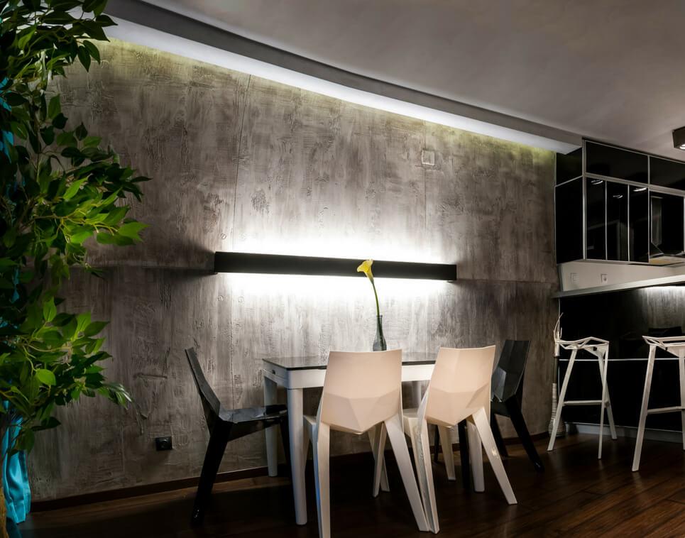 Divani Bianchi E Neri : Arredo di design in bianco e nero i dettagli che fanno la
