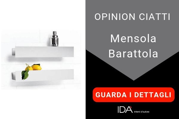 Mensola Barattola Opinion Ciatti