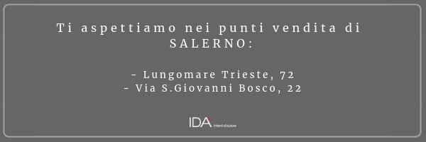 Negozio Idà Interni Salerno