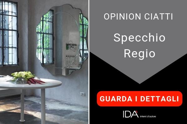 Specchio Regio Opinion Ciatti
