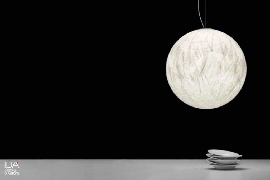 lampada Moon Davide Groppi