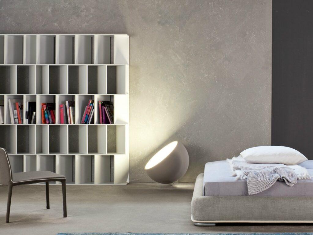 libreria di design Bonaldo