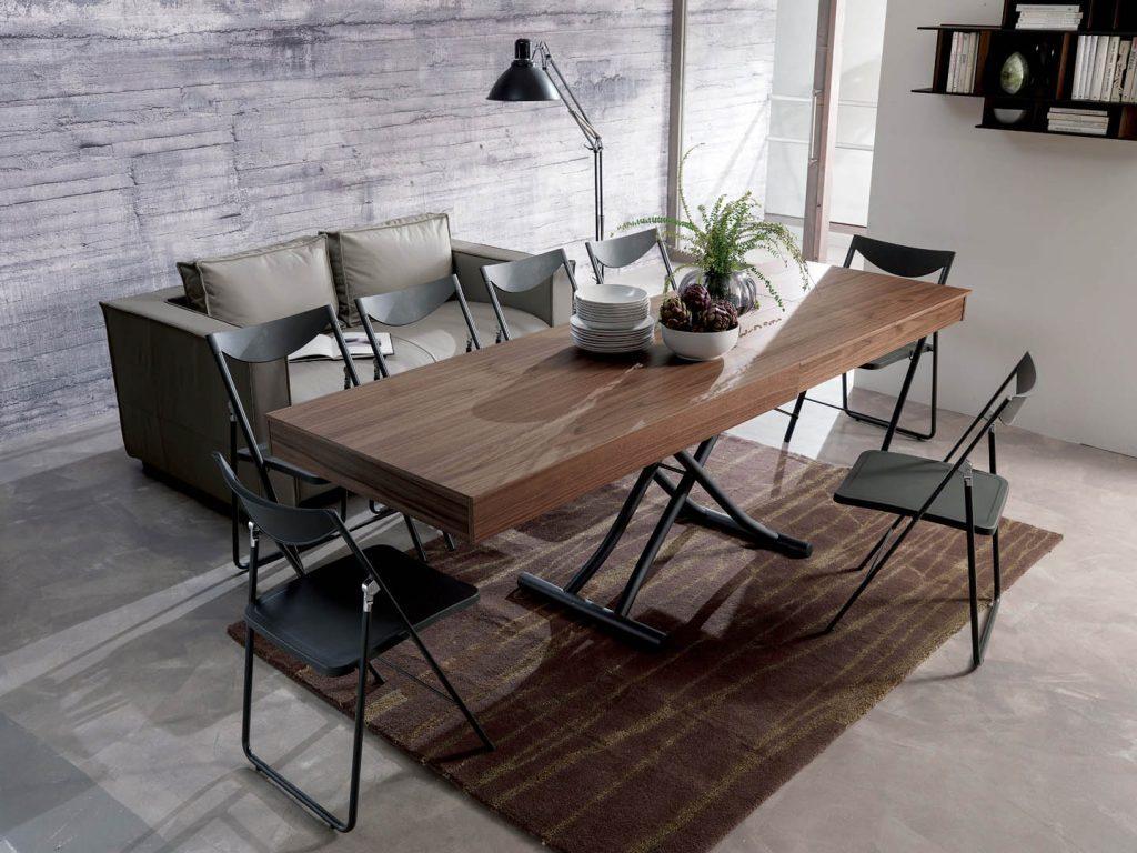 tavolino newood Ozzio