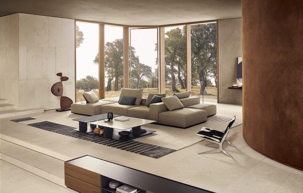 Poliform soggiorno di Design